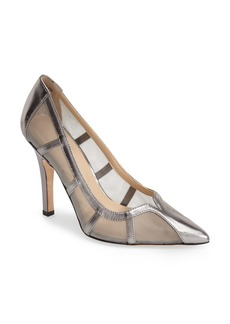 Kay Unger 'Phoebe Collection - Pachang' Mesh Pump (Women)