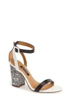 Kay Unger 'Zander' Ankle Strap Sandal (Women)