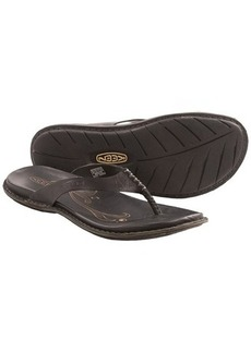 Keen Alman Flip-Flop Sandals - Leather (For Women)