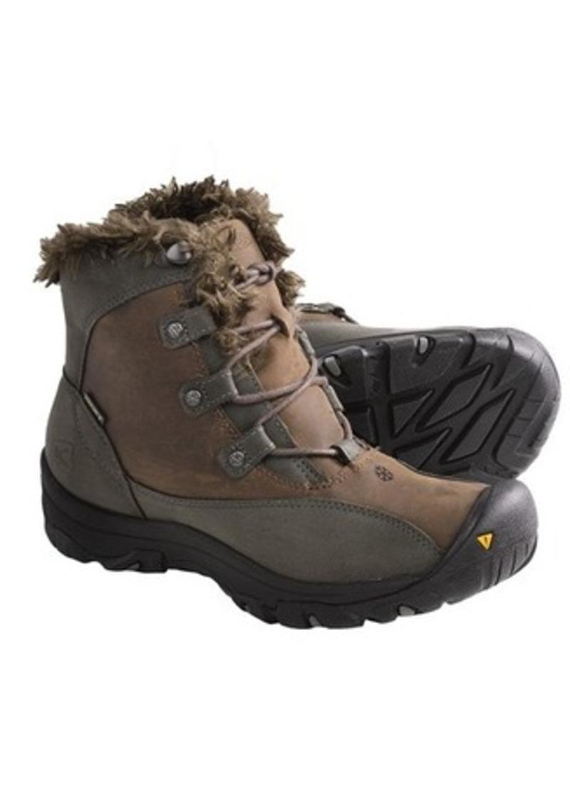 Keen Keen Bailey Low Snow Boots Waterproof Insulated