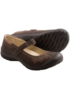 Keen Barika Leather Shoes (For Women)