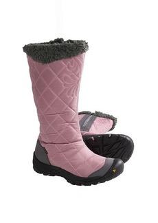 Keen Burlington High Snow Boots - Waterproof (For Women)