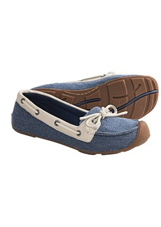 Keen Catalina Canvas Boat Shoes (For Women)