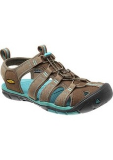 KEEN Clearwater CNX Leather Sandal - Women's