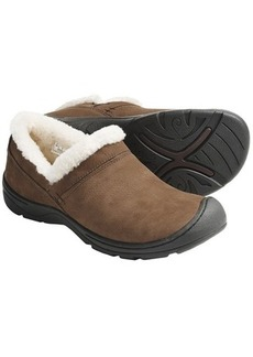 Keen Crested Butte Shoes - Nubuck, Slip-Ons (For Women)