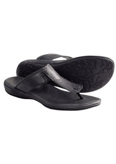 Keen Emerald City II Thong Sandals - Leather (For Women)