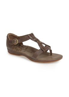 Keen 'Palms' Leather Thong Sandal (Women)