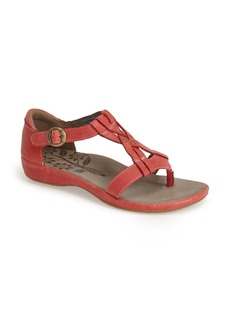 Keen 'Palms' Leather Thong Sandal (Women)