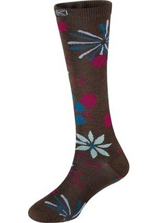 Keen Prairie Flower Socks - Merino Wool, Knee High (For Women)
