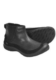 Keen Prescott Slip-On Boots - Leather (For Women)