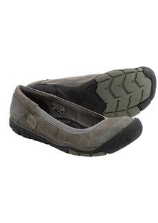 Keen Rivington Ballerina CNX Shoes - Leather (For Women)