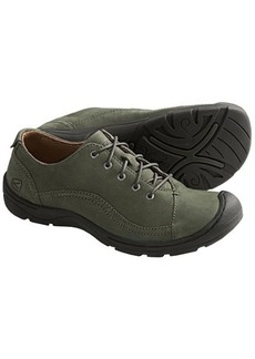 Keen Sterling City Lace-Up Shoes - Leather (For Women)