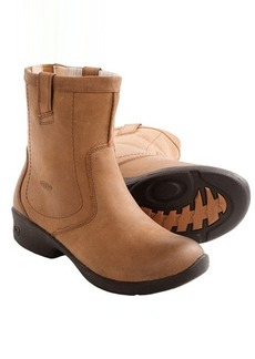 Keen Tyretread Leather Ankle Boots (For Women)