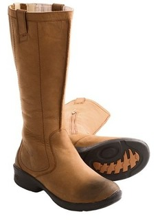 Keen Tyretread Leather Boots (For Women)
