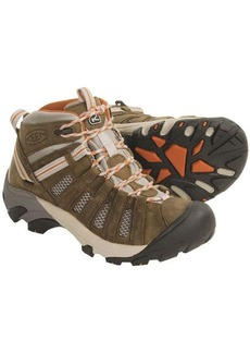 Keen Voyageur Mid Hiking Boots - Leather (For Women)