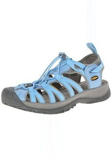 Keen Women's Whisper Sandal, Alaskan Blue/Neutral Gray