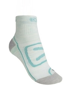 Keen Zip Hyperlite Socks - Quarter-Crew (For Women)