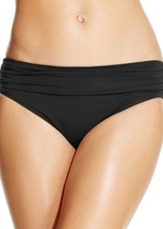 Kenneth Cole Banded Hipster Bikini Bottom Women's Swimsuit