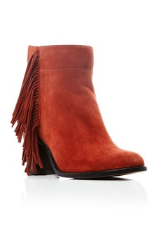 Kenneth Cole Bloomingdale's Exclusive Alana Fringe Booties