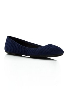 Kenneth Cole Bloomingdale's Exclusive Tracy Ribbed Ballet Flats