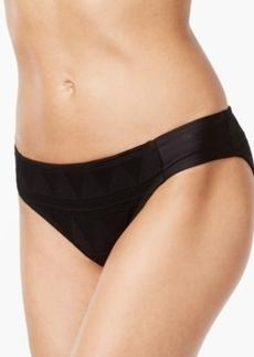 Kenneth Cole Crochet Hipster Bikini Bottom Women's Swimsuit
