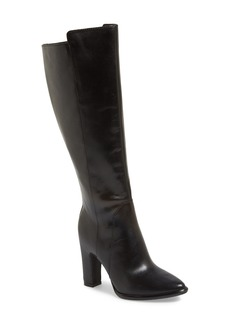 Kenneth Cole 'Eva' Knee High Leather Boot (Women)