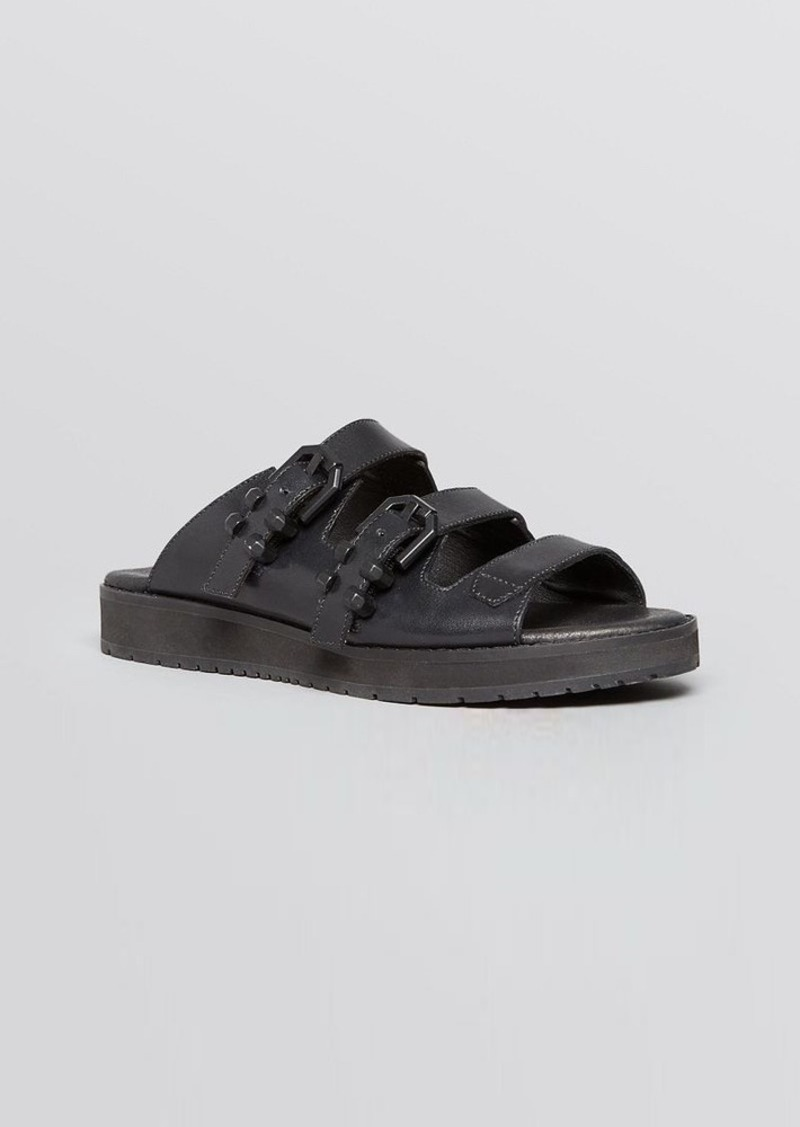 Kenneth Cole Flat Sandals - Hanson Flatbed