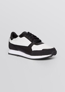 Kenneth Cole Lace Up Sneakers - Dewey Track