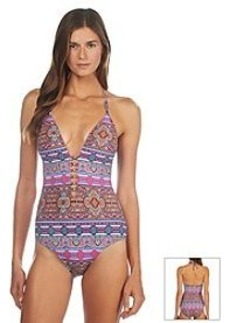 Kenneth Cole® Moroccan Me Crazy One Piece