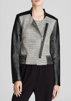 Kenneth Cole New York Adara Zip Jacket