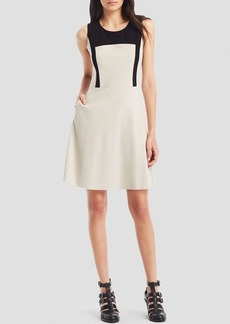 Kenneth Cole New York Allex Color Block Dress