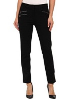 Kenneth Cole New York Allison Slim Zip Pocket Pant