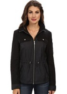 Kenneth Cole New York Anorak Jacket with Cinched Waist