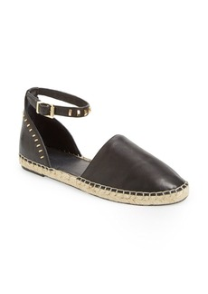 Kenneth Cole New York 'Blaire' Ankle Strap Leather Espadrille (Women)