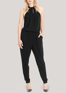 Kenneth Cole New York Brigitte Halter Jumpsuit