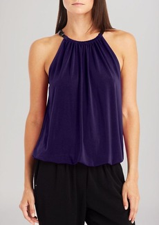 Kenneth Cole New York Bunny Halter Top