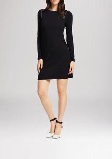 Kenneth Cole New York Capri Zip Shoulder Dress