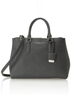 Kenneth Cole New York Carton Street Satchel Shoulder Bag