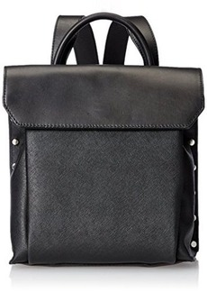Kenneth Cole New York Cooper Backpack Fashion Backpack, Black, One Size