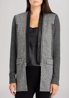 Kenneth Cole New York Cosette Color Block Blazer