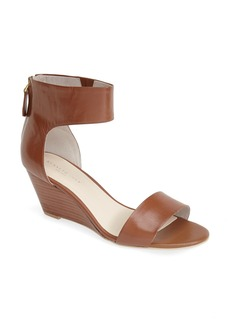 Kenneth Cole New York 'Danielle' Wedge Sandal (Women)