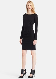 Kenneth Cole New York 'Galilea' Side Pleat Dress