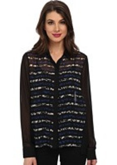 Kenneth Cole New York Gemini Blouse