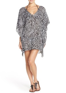 Kenneth Cole New York 'Got the Beat' Print Cover-Up Tunic