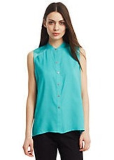 KENNETH COLE NEW YORK Helena Sleeveless Blouse