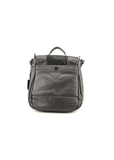 Kenneth Cole New York Hemlock Ave NS Messenger Shoulder Bag, Black/Black, One Size