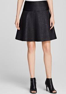 Kenneth Cole New York Iris Quilted Mini Skirt - Bloomingdale's Exclusive