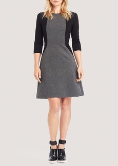 Kenneth Cole New York Isa Contour Color Block Dress