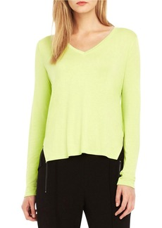 KENNETH COLE NEW YORK Jo Layered Knit Top