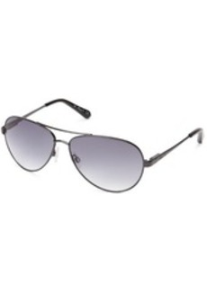 Kenneth Cole New York KC7029SW12B Aviator Sunglasses